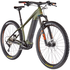 Orbea Wild HT 20, green/black